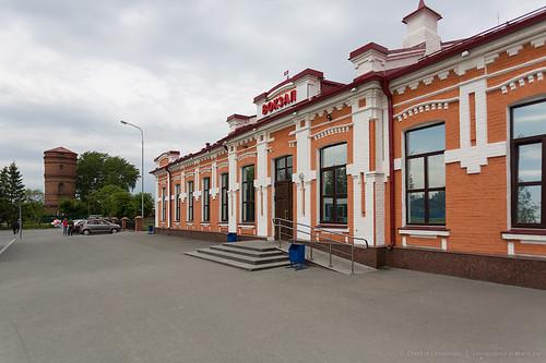 Ялуторовск by Dmitri Izosimov