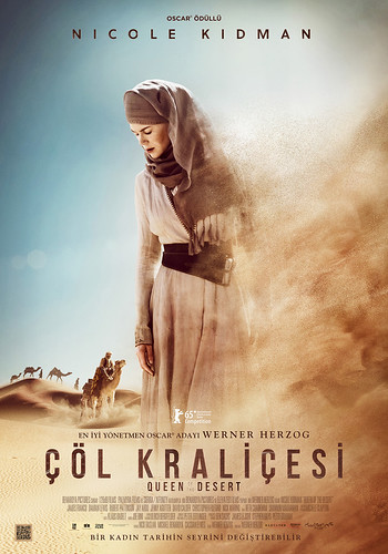 Çöl Kraliçesi - Queen of the Desert (2016)