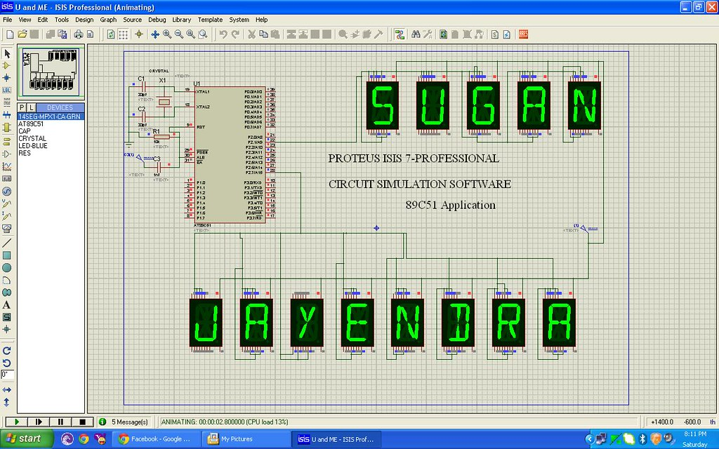 Proteus isis Library download Circuit Designing of LCD with Arduino ...