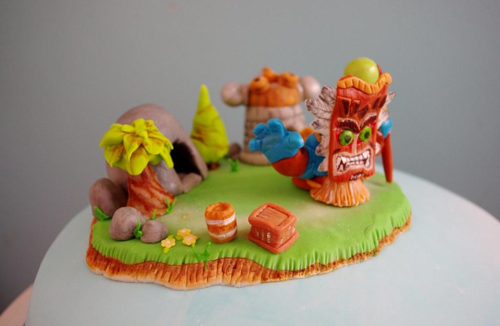 Skylanders Birthday Cake Morrisons