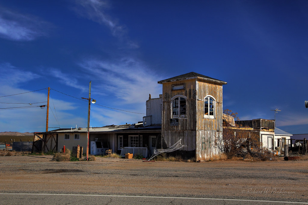 Back Up Camera Law California >> The Remains of Goffs General Store on Route 66, Goffs, CA … | Flickr