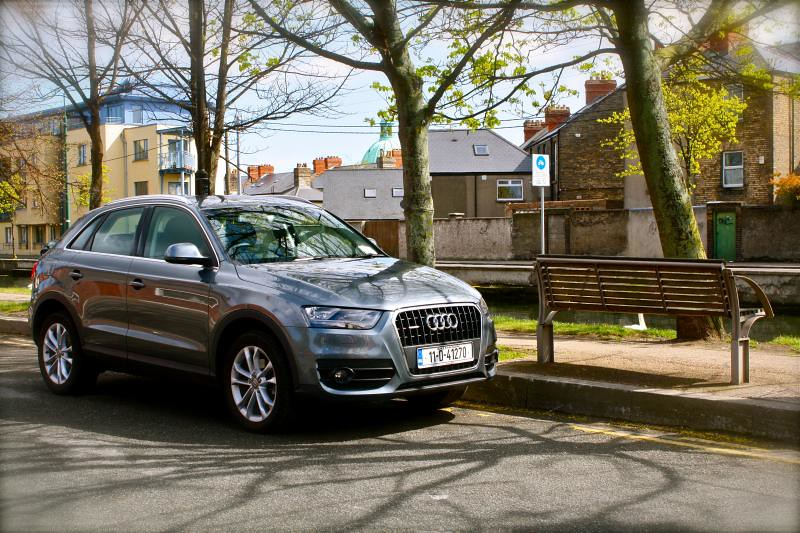 audi q3 read the review here flickr. Black Bedroom Furniture Sets. Home Design Ideas