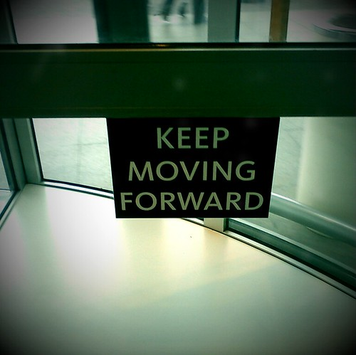 Keep Moving Forward | by Steve Worsethandetroit