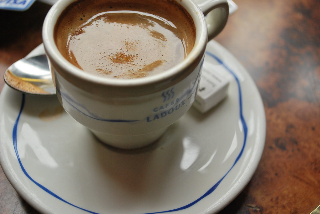 Tasse A Cafe Disigne