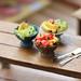 Miniature Food - Fruit Bowls