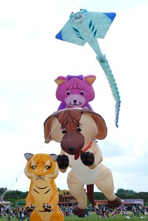 The Wirral Kite Festival | by Puerto De Liverpool.