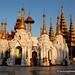 Shwedagon pagoda - Myanmar