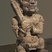 Buddhist Guardian Figure (Dvarapala) Indonesia, Java 12th-14th century CE Terracott