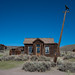 Bodie House and Telephone Pole