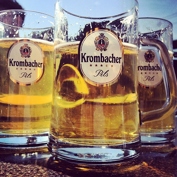 krombacher patios and beers horseshoebay vancouverisa flickr. Black Bedroom Furniture Sets. Home Design Ideas