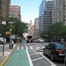 1st Ave Protected Lane