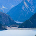 Tian Chi (Heaven Lake) In A Cloudy Day