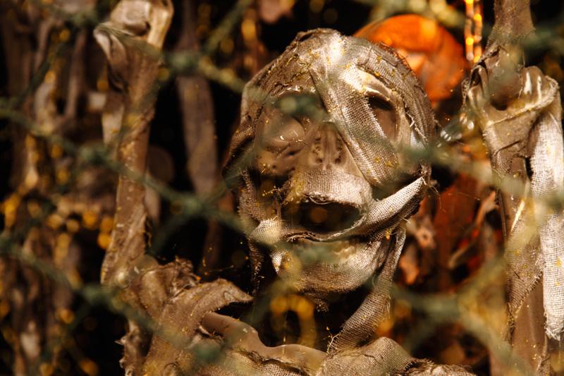 Melaka 1001 Skeleton