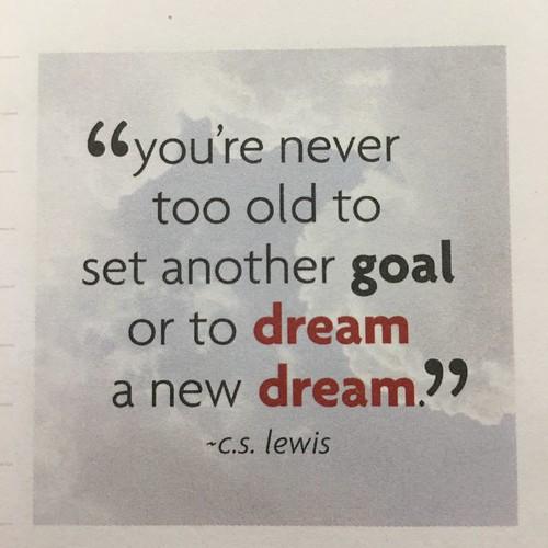 dream a new dream