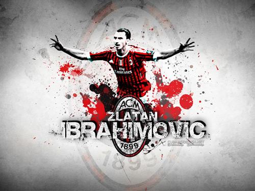 Wallpaper download blog - Wallpaper Zlatan Ibrahimovic Ac Milan Zlatan