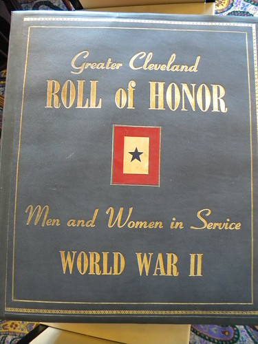 Greater Cleveland Roll of Honor, WWII | by CPL Fine Arts & Special Collections
