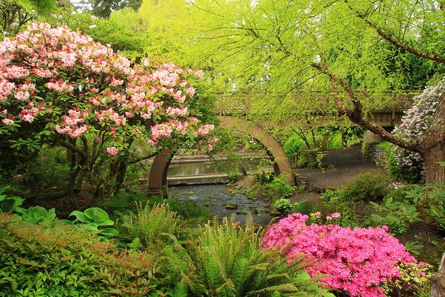 spring garden bridge park - photo #20