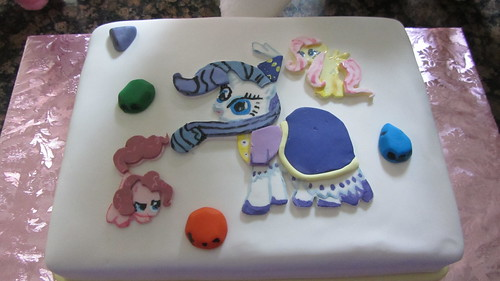 my Little Pony Friendship is Magic Cake my Little Pony Friendship