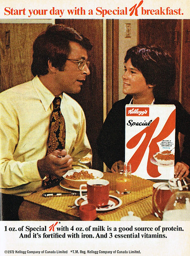 Vintage Ad #1,927: People Let Me Tell You About My Best Friend's Favourite Cereal | by jbcurio