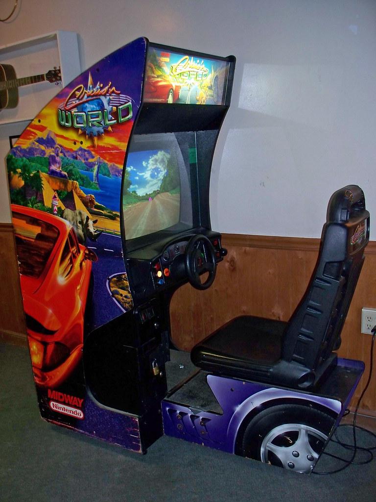 Oh Galena Cruis N World Cruis N World Arcade Game At A
