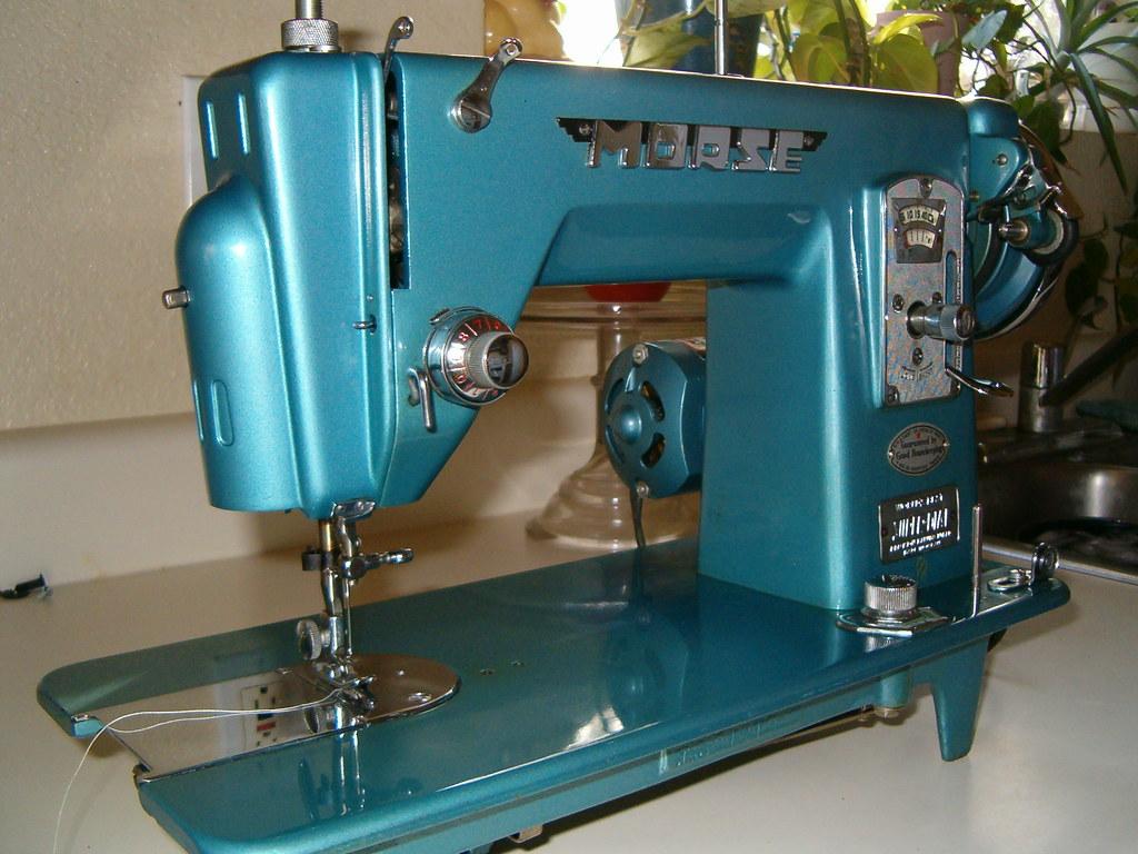Vintage Morse Super Dial Sewing Machine | Craigslist find ...