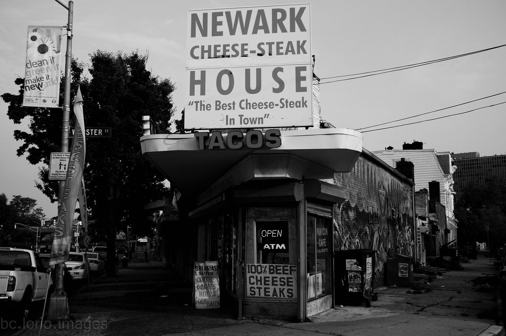 Quot The Newark Cheese Steak House Quot Bloomfield Avenue Newark