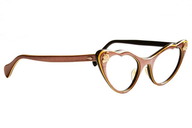 Heart Shaped Cat Eye Glasses by AO Flickr - Photo Sharing!