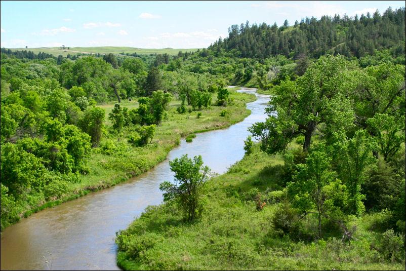 South Dakota >> little_white_river_01 | Rosebud South Dakota | Raymond Bucko, SJ | Flickr