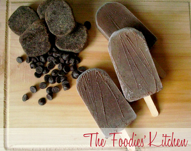 Hot Chocolate Ice Pops | Flickr - Photo Sharing!