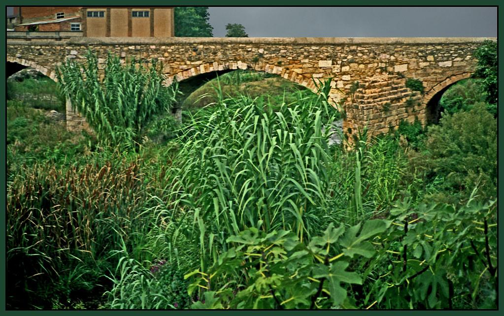 Pont vell de montblanc aquesta imatge ha jugat a pels cami flickr - Exteriores puente viejo ...