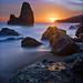 Rodeo Beach Sunset (explore #25)