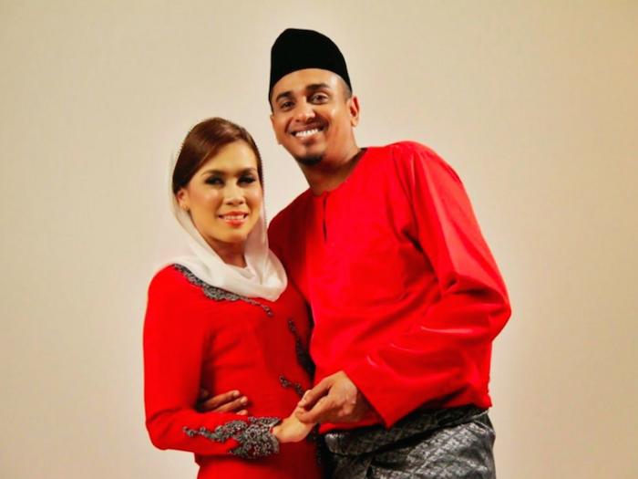 Eira Syazira dan Azad Jasmin