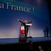 Marine Le Pen en grand meeting présidentiel au Zénith de Paris