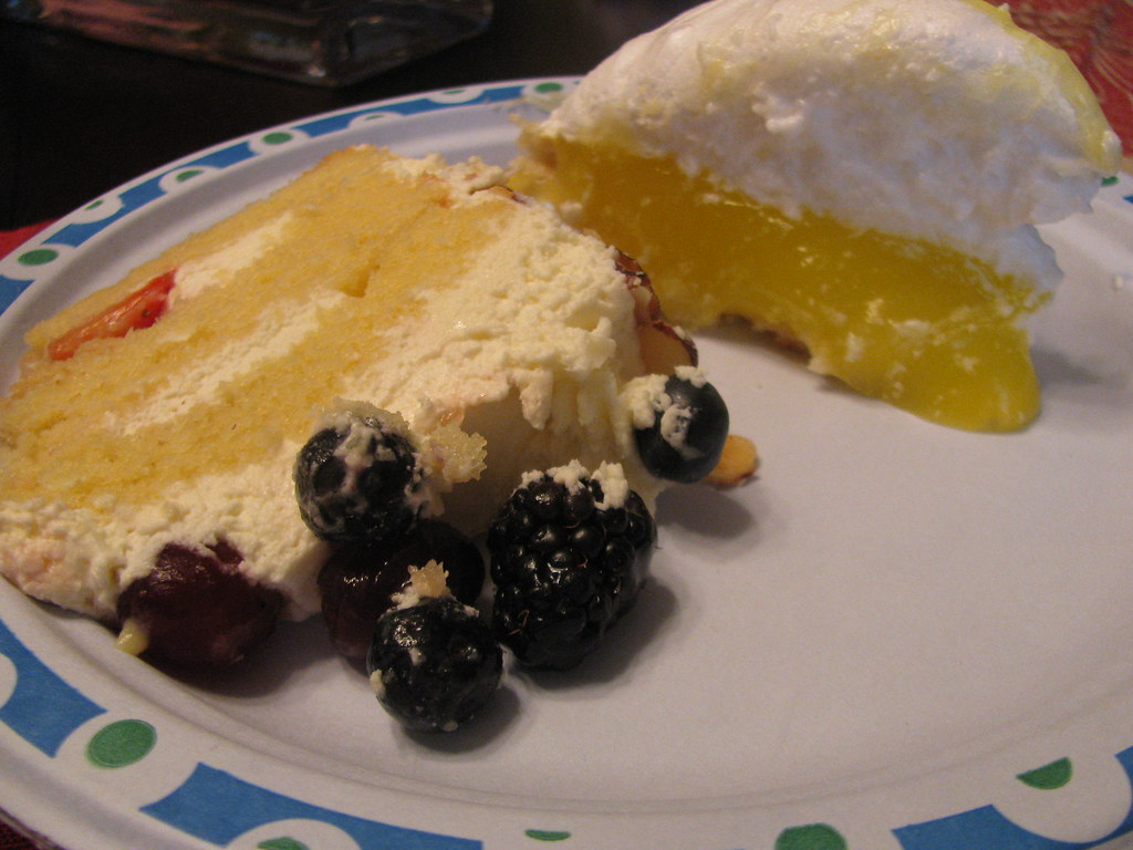 Lemon Meringue Cake Recipe Junior Bake Off