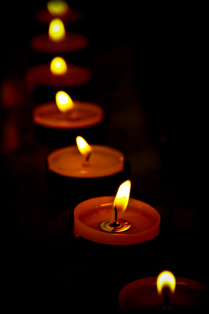 Votive candle a votive candle or prayer candle is a for Votive candles definition