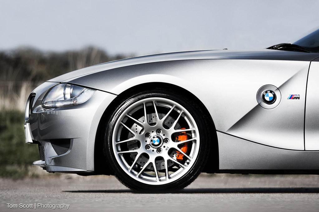 Bmw Z4m Coupe Csl Front Wheel Website Www Tomscottphotogra Flickr