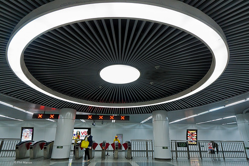 Subway station - Beijing | by Phil Marion