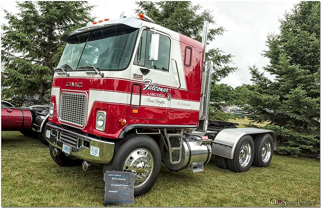 Gmc Single Cab >> 1972 GMC Astro 95 Cabover | Flickr - Photo Sharing!