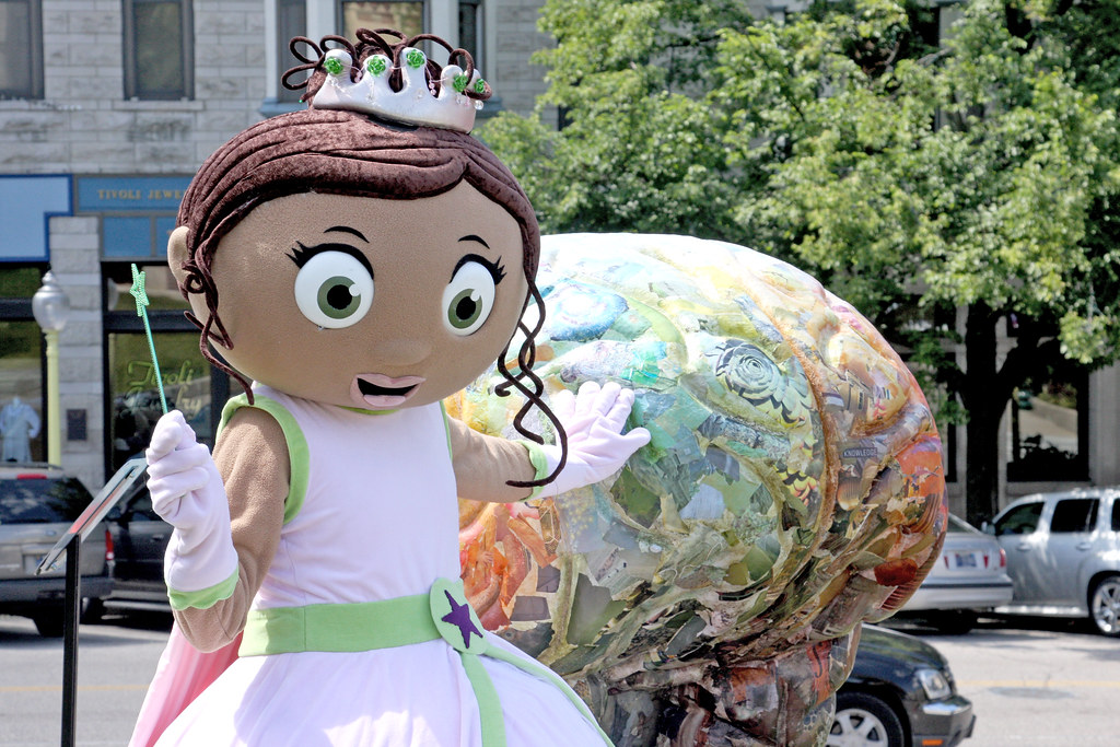 Princess Presto from Super Why! | Photo: Scott Witzke/WTIU ...