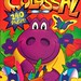 KAPPA ACTIVITY BOOKS :: COLOSSAL Coloring Book { Hippo } front .. art by Brown (( 199x ))