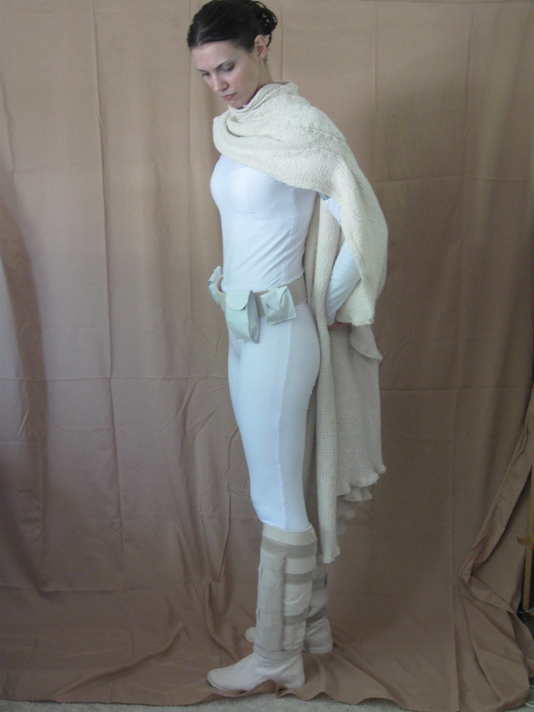 Star Wars Padme Costume The Library I Work At Was Having