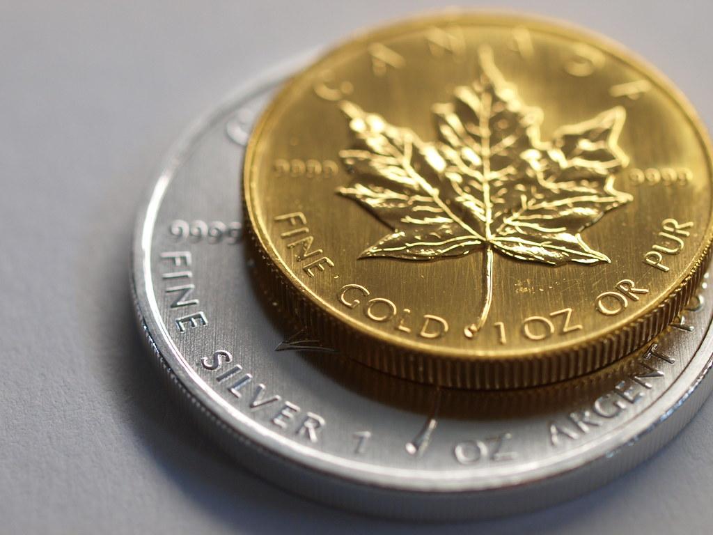 Silver Bullion Wallpaper Canada Silver Versus Gold