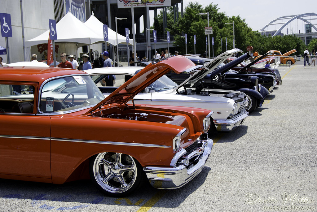 Car Show Nashville June