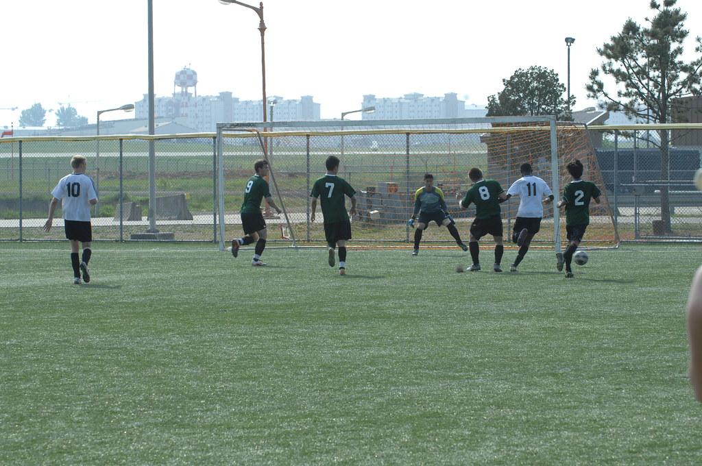 2012 Division II Far East Soccer Tournament (Osan vs. Daeg ...