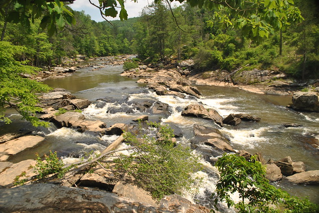 The Falls Of Sweetwater Creek