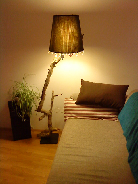 diy stehlampe flickr photo sharing. Black Bedroom Furniture Sets. Home Design Ideas