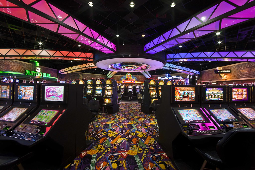 Casino Design Interior Casino Design Custom Lighting D Flickr