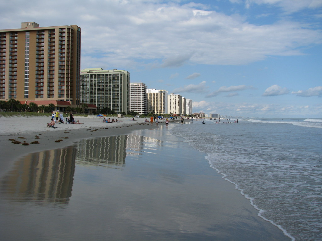 Myrtle Beach Vacation Rentals Suffering This Aguast