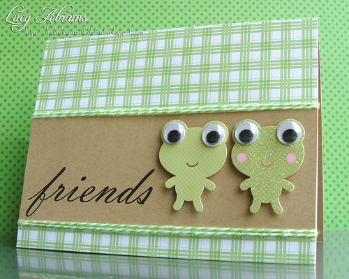 Froggy Friends | by Lucy Abrams