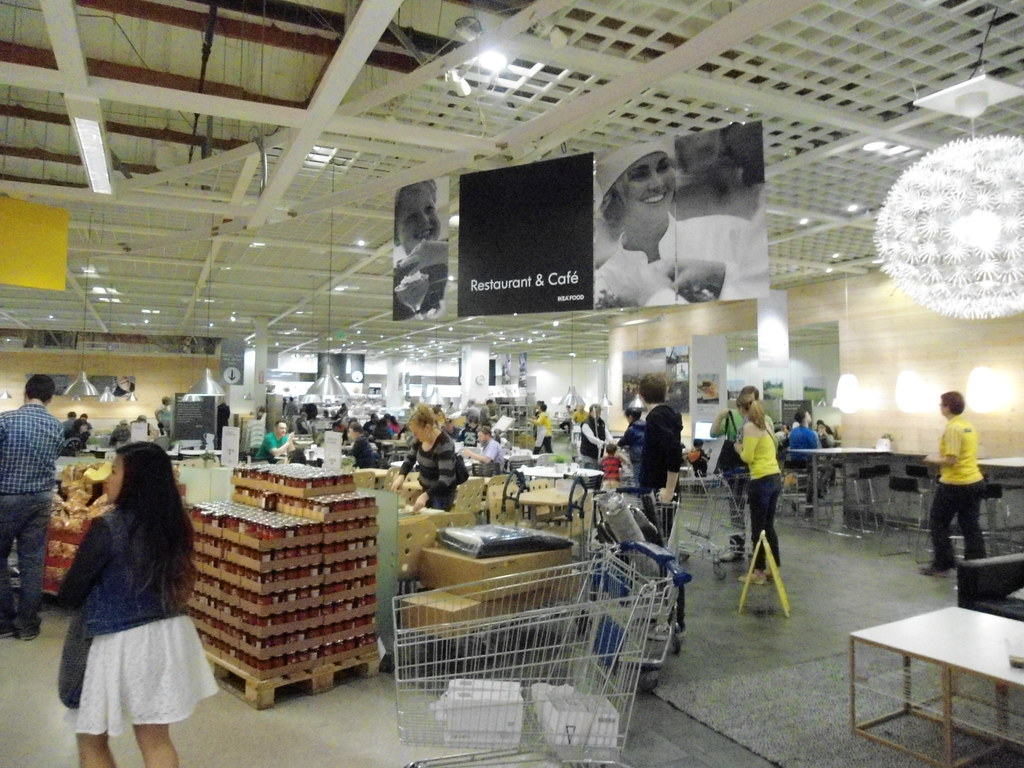 Restaurant and cafe ikea in seattle renton wa for Ikea seattle ameublement renton wa